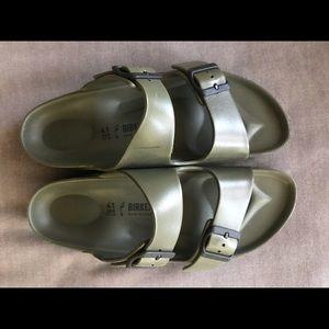 Birkenstock Green Sandals